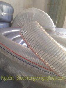 Ống nhựa mềm lõi thép phi 150