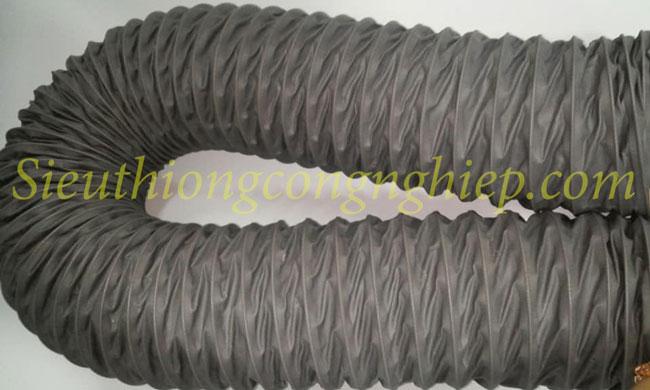 Ống gió mềm vải5