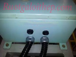 Ống ruột gà nối tủ điện