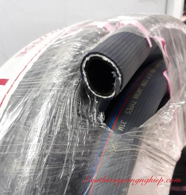 Ống hơi khí nén áp lực cao 2 lớp chỉ polyeste