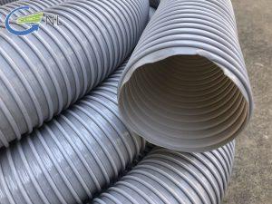 Ống hút bụi công nghiệp gân nhựa